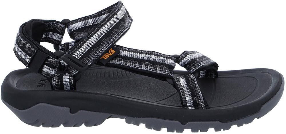 Ouragan Casual Teva Noir Chaussures De Sport Avec Velcro Pour Les Femmes kwtZ249rN